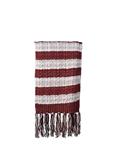 Superdry Americana Cable Scarf