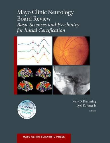 Mayo Clinic Neurology Board Review (Mayo Clinic Scientific Press)