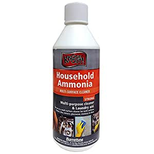 household cleaners toxic