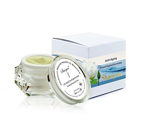 Anti-Aging Feuchtigkeitscreme, frische Naturkosmetik für trockene, reife, empfindliche, stressige und anspruchsvolle Haut. Natürliche...