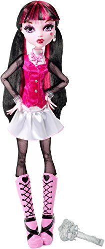 Monster High Frightfully Tall Ghouls Draculaura Doll