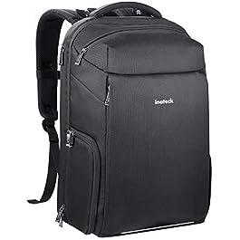 Zaino per macchina fotografica DSLR compatibile con Nikon, Canon, Sony