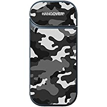 Cover Skin resinata per Iqos - Military Black - Made in Italy