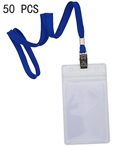 badge-e-portabadgebird-fiy-confezione-da-50-con-clip-e-confezione-da-50-impermeabile-in-plastica-tra