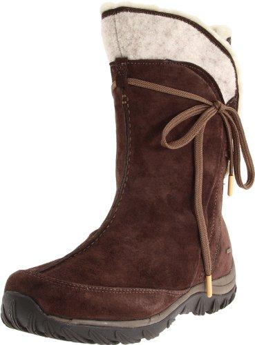 Patagonia Attlee Tie Boot Espresso Größe 37,5 -