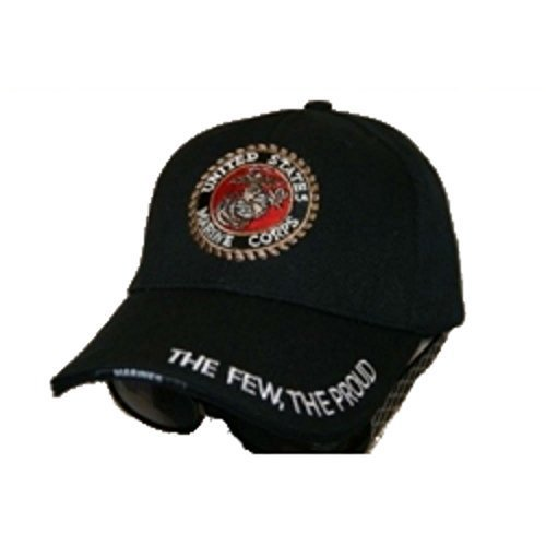 us-marines-the-few-the-proud-embroidered-baseball-cap-hat-by-rfco