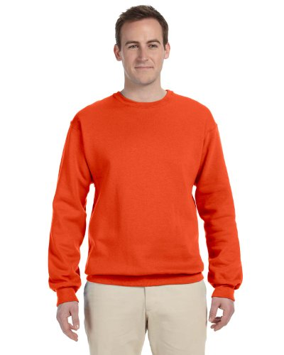 Hockey Symbol auf American Apparel Fine Jersey Shirt Burnt Orange
