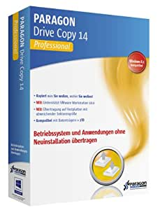 Paragon Drive Copy 14 Professional