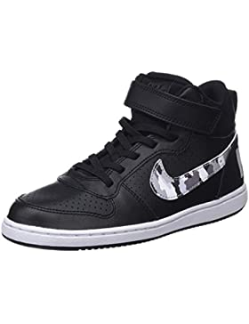 NIKE Court Borough Mid (PSV), Zapatos de Baloncesto para Niños