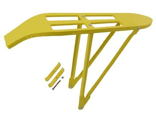 26 Beach Cruisers Carrier Yellow. bicycle part, bike part, beach criuser bike carrier, bike rack beach cruiser, stretch, limo by Lowrider
