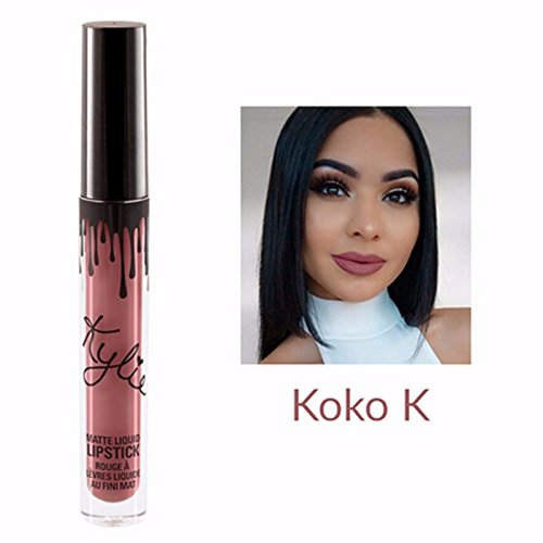KYLIE JENNER Lip Kit Matte Liquid Lipstick & Lip Liner in POSIE K by Kylie