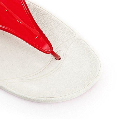 Fitflop Superjelly Rouge red