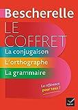 Bescherelle Le coffret de la langue française - La conjugaison, L orthographe, La grammaire