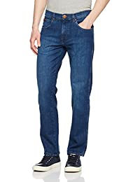 Wrangler Arizona Blue Dimension, Jean Droit Homme