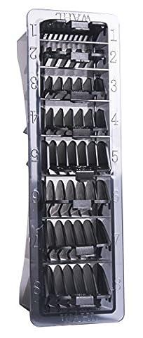 Wahl Peigne en plastique accessoires pour tondeuse Multi Coupe standard, noir