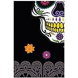 Mantel Calaveras Mexicanas Dia de los Muertos