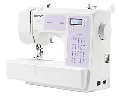 Máquina de coser electrónica Brother FS20 ( 32 funciones de costura ) de BROTHER