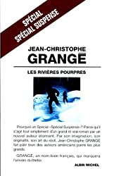 Les Rivieres Pourpres (French Edition) by Jean-Christophe Grange (1996-12-31)