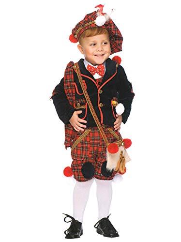 Scozzese Kostüm - Commerciale Italiana Costume Scozzese Baby