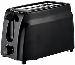 Wonderchef Ultima 63152683 2-Slice Toaster (Black)