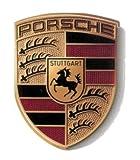 Porsche Wappen Aufkleber Marken 911 Weltmeister Felgen Tradition 993 997 Emblem