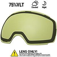 OutdoorMaster Skibrille PRO - Schnell austauschbare Gläser - 20