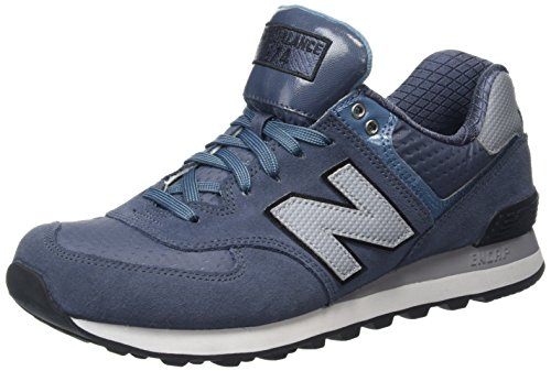 New Balance ML574CUB-574, Scarpe Running Uomo, Multicolore (Thunder/Multi 161), 43 EU