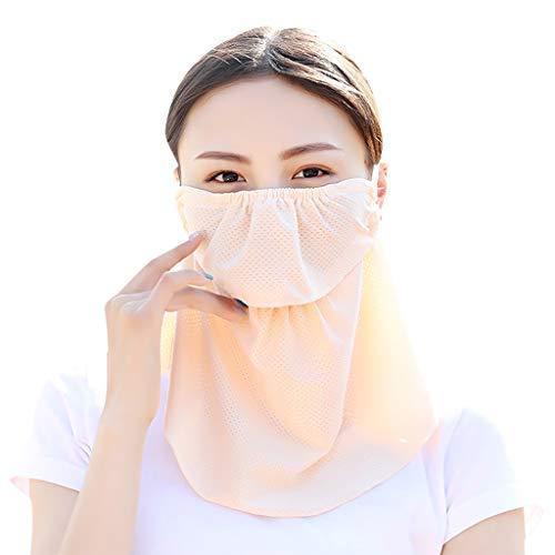 LCLrute Multifunktionstuch Gesichtsmaske,Atmungsaktiv Staubdichtes Gesichtsmaske Fahrradhelm Balaclava CS Hood Waschbar, Wasserdicht, Atmungsaktiv