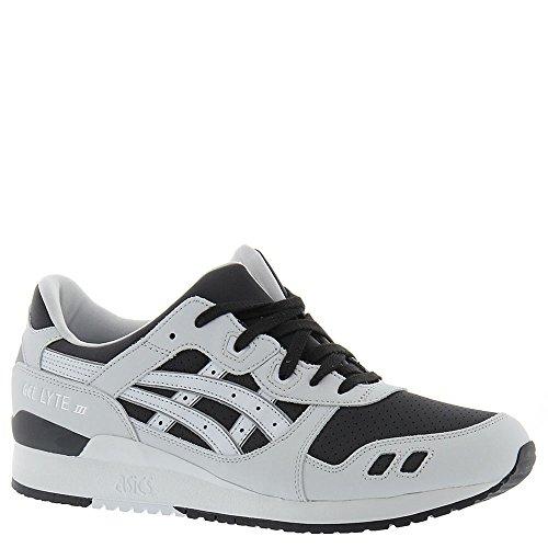 Asics Chaussures Tiger Gel-Lyte III Pour Homme Black/Glacier Grey
