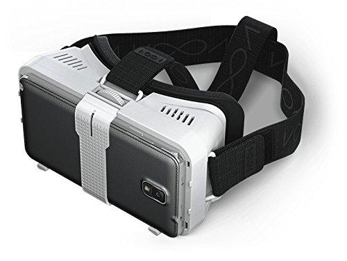 NOON VR Virtual Reality Brille für Android & IOS Smartphones von 4.7 to 5.7
