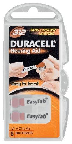 duracell-6-x-tipo-312-pile-per-apparecchi-acustici