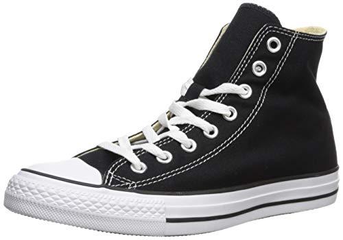 Converse Chuck Taylor All Star High Top Core Colors (9.5 D(M), Black /white) ... - Converse Chuck Taylor High Top