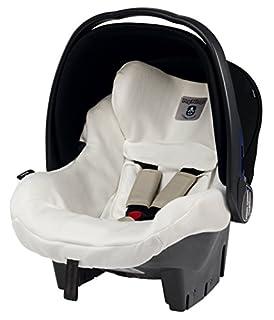 Peg-Pérego Clima Cover - Funda de verano para silla de coche, grupo 0, color blanco (B00GRG5LLY)   Amazon Products