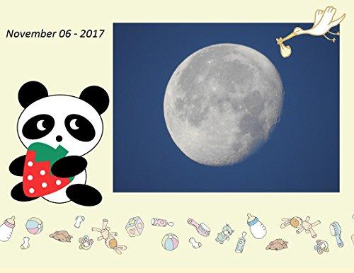Moon phases November 06 - 2017 (English Edition)