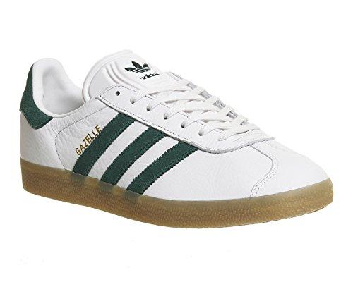 Adidas Gazelle chaussures blanc vert