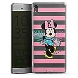 Hülle Case Handyhülle für Sony Xperia XA Ultra Disney Minnie Mouse ohne Hintergrund