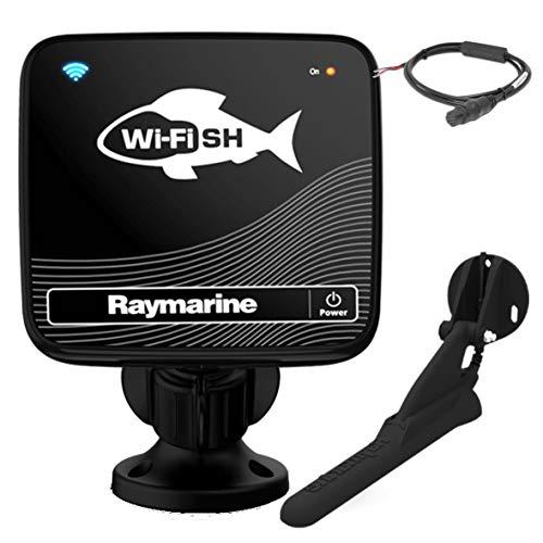 Raymarine Wi-Fish CHIRP DownVision - Sonda WiFi para...