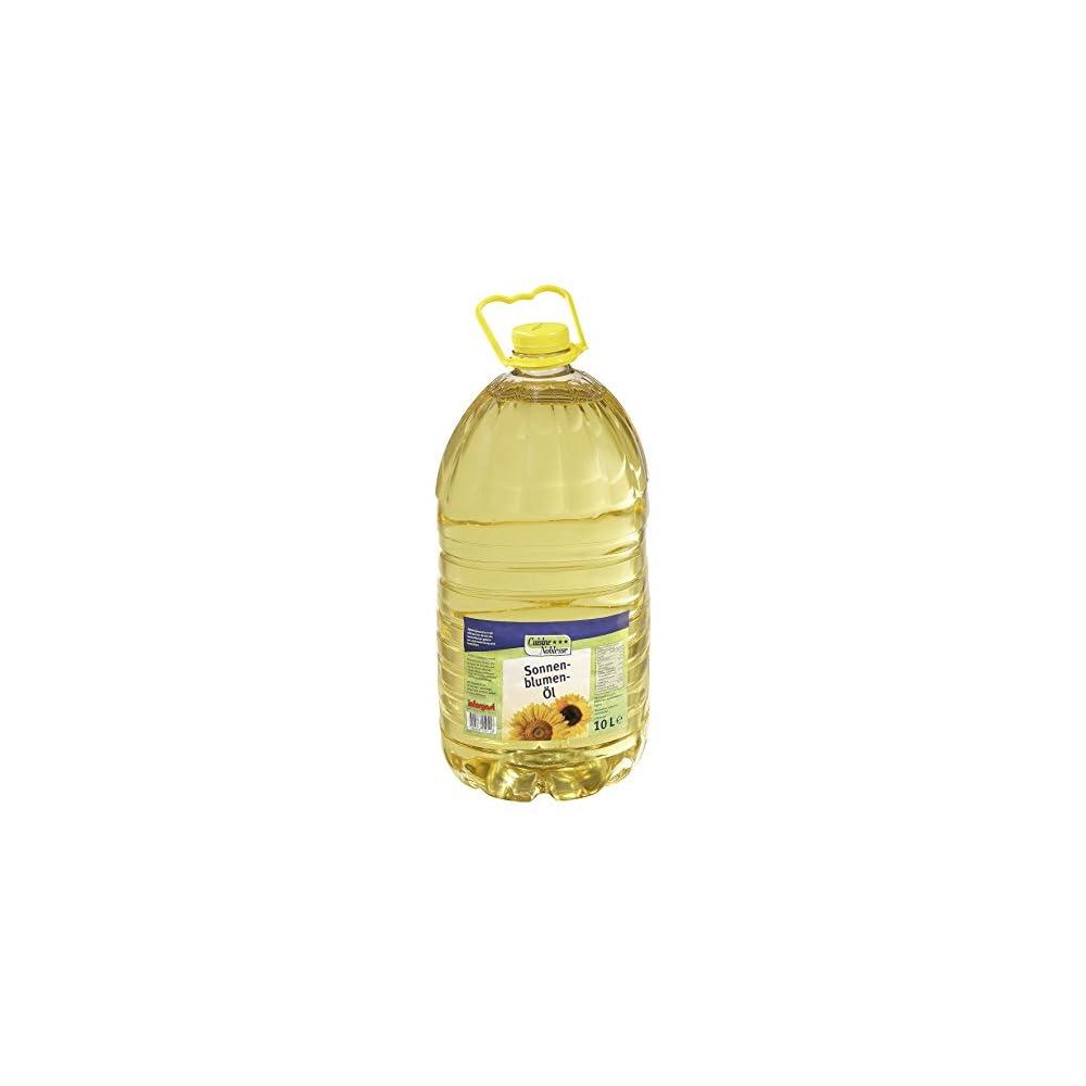 Cuisine Noblesse Sonnenblumenl Pet Flasche 1er Pack 1 X 10 Kg