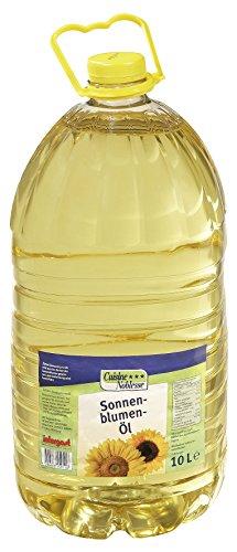 Cuisine Noblesse Sonnenblumenöl, PET-Flasche, 1er Pack (1 x 10 kg)