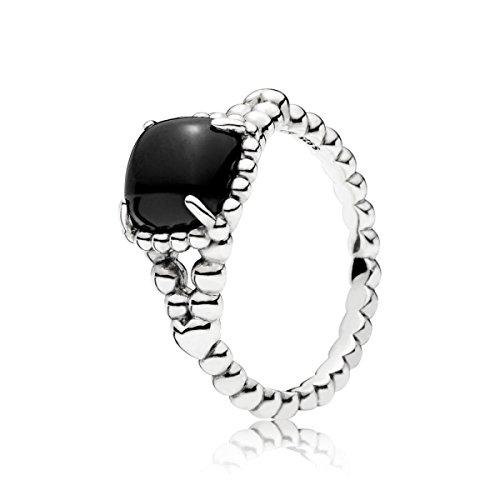 Pandora anello solitario donna argento - 197188nck-54
