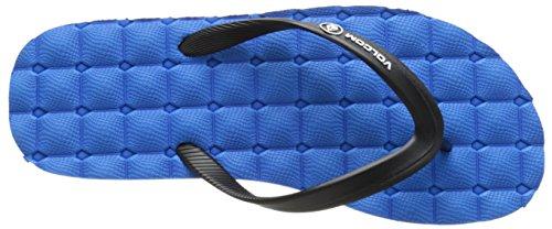 Volcom - Recliner Rubber Sndl, Sandali Uomo Blu (Blau (Blue / Blu))
