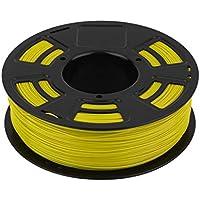 Eine Rolle 1KG 1.75mm ABS-Faden-Drucker-Drucken-Material-Versorgungsmaterial-Rolle 3D Geeignet für Drucker 3D Drucker 3D - Gelb