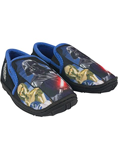 Star Wars Garçons Darth Vader - Chaussons