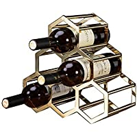 CN Decoración del Estante del Vino Europeo Decoraciones Caseras Creativas Gabinete De TV Armario De Vino Regalo De Arte Artesanal,estantería de v,1