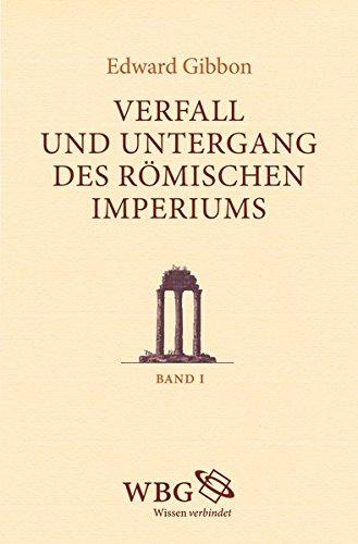 Verfall und Untergang des römischen Imperiums, 2 Bände