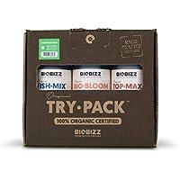 BioBizz Try·Pack Kit Coltivazione Outdoor