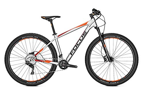 Focus Whistler 3.9 29R Sport Mountain Bike 2019 (L/48cm, Silver)