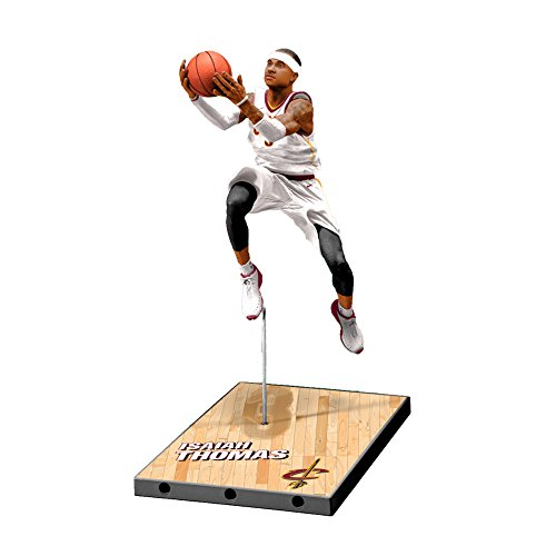McFarlane NBA Series 32 Isaiah Thomas Cleveland Cavaliers Action Figur (18 cm)