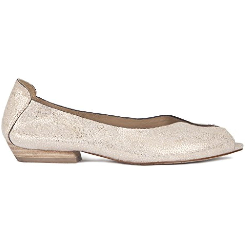 TJ Collection , Ballerines pour femme Beige , B06Y2D96T4 Gold - B06Y2D96T4 , - 96af29