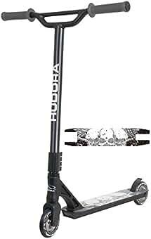 HUDORA Stunt-Scooter XR-25 gold Freestyle Tretroller 14027
